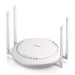 【全新含稅】ZyXEL WAC6502D-E 智慧天線基地台 最佳802.11ac 選擇 無線橋接器(AP)