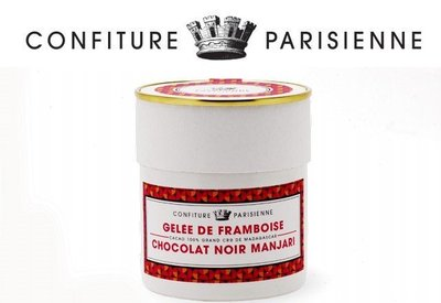 ☆Bonjour Bio☆ 法國 Confiture Parisienne 果醬抹醬 經典#1【覆盆莓 黑巧克力】