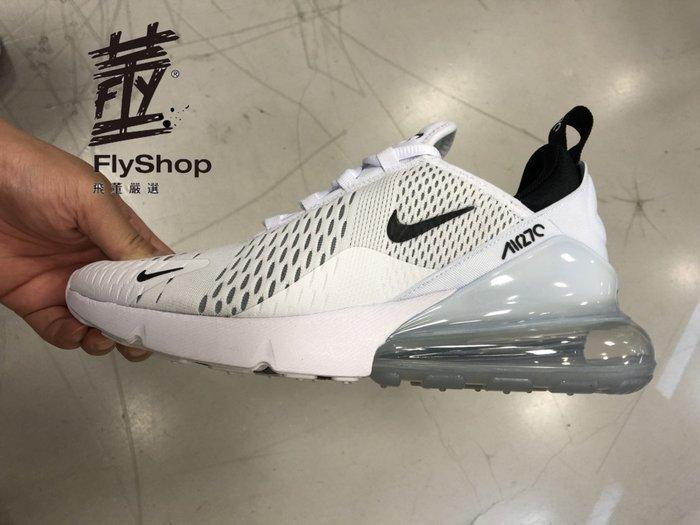[飛董] NIKE AIR MAX 270 氣墊 慢跑鞋 男鞋 AH8050 100 白黑