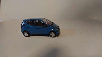 傑仲 博蘭 公司貨 BUSCH Mercedes A–Class Cascade Blue(藍) 48600 HO