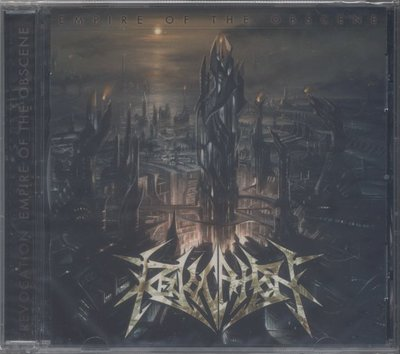Revocation - Empire of the Obscene (Remastered Reissue)