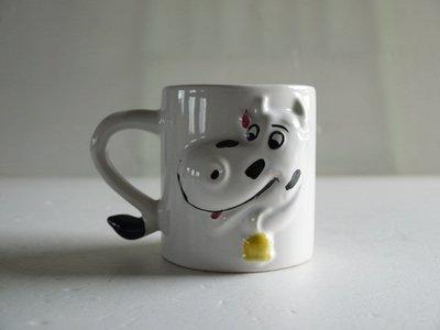 麥物堂珍藏懷舊系列~全新『肯德基牛奶馬克杯 (絕版出售) 』*絕版逸品*