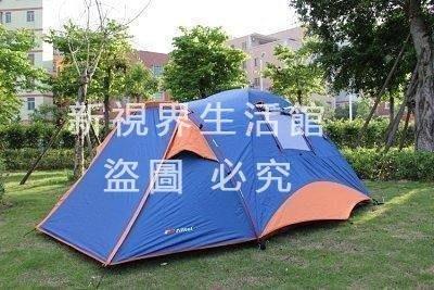 【新視界生活館】熱銷戶外帳篷帳篷防暴雨...