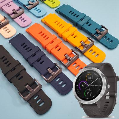 Garmin Vivolife悠遊卡錶帶矽膠替換腕帶Garmin venu 錶帶 腕帶 vivomove HR 運動錶帶
