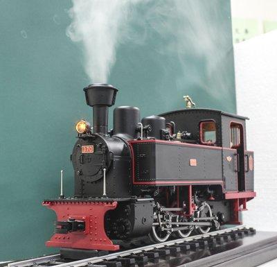 【台灣尋根】SL370全金屬蒸汽火車 | G規 |