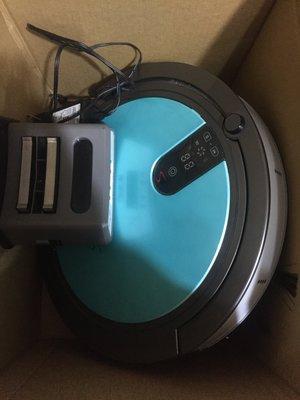 Mr.Smart 8S 8倍高速氣旋移動吸塵掃地機器人 台中市