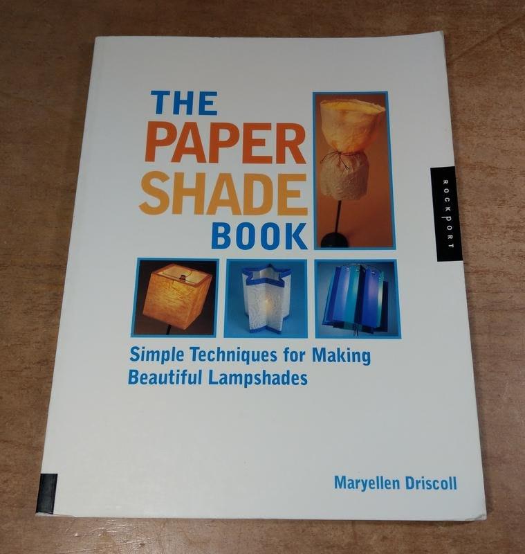 原文書:The Paper Shade Book│Maryellen Driscoll│1564967530│七成新