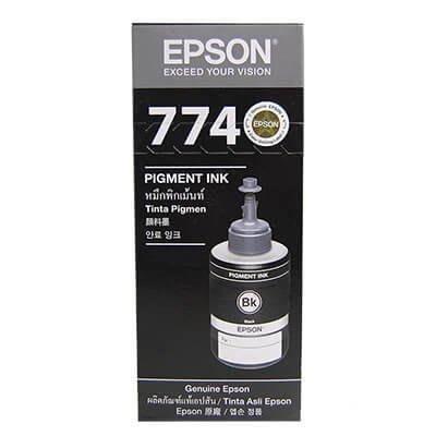 【全新盒裝含稅】EPSON 774/T774100原廠黑色墨水 M100/M105/M200/L655/L1455