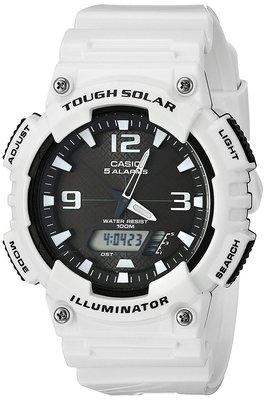 日本正版 CASIO 卡西歐 STANDARD AQ-S810WC-7AJF 男錶 手錶 太陽能充電 日本代購
