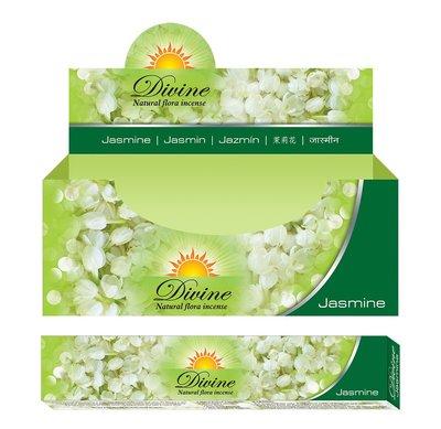 [晴天舖]印度線香Sandesh Divine Flora Incense Sticks 15G 茉莉JASMINE