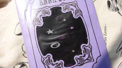 日本原裝Anna Sui黑色褲襪~星 *月~賣場Anna Sui均一價450