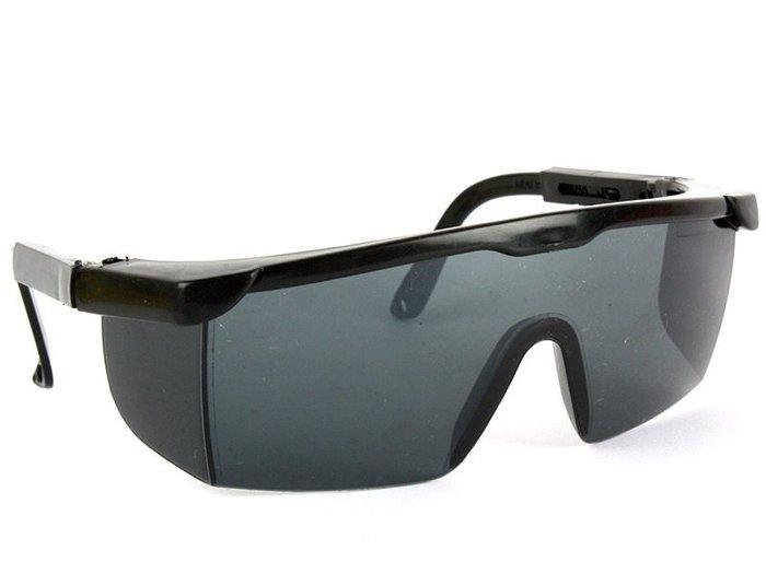 工地實驗室專用 安全防護護目鏡 護目眼鏡 防塵打掃 防噴濺大視窗側翼保護 - 兩款可選