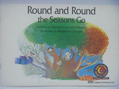 【月界】Round and Round the Seasons Go-Read to Learn 〖少年童書〗CEP