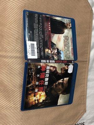 【李歐的二手洋片】幾乎全新銷售版  湯姆克魯斯 神隱任務 永不回頭 藍光 BD 有特別收錄 下標=結標