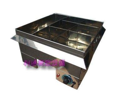 《利通餐飲設備》關東煮桶(插電式) 溫控保溫台 黑輪桶 關東煮台 關東煮筒 保溫台