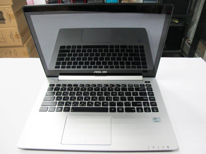 ☆偉斯科技☆ASUS S400C 輕薄觸控時尚筆電 4核心筆電~現貨供應中~歡迎來門市驗機選購!