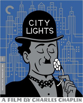 迷俱樂部|城市之光 [藍光BD] 美國CC標準收藏 City Lights 卓別林 Criterion