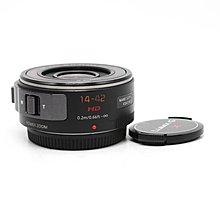 【高雄青蘋果3C】Panasonic LUMIX G X VARIO14-42mm f3.5-5.6 黑 #54839