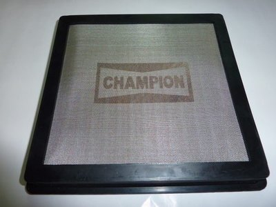 美國製香檳CHAMPION高流量空氣濾清器 BIG TIIDA JUKE ROUGE MARCH SENTRA 13年~