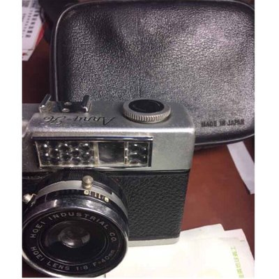 HOEI日製古董半格底片機械式相機(canon/nikon/sony)