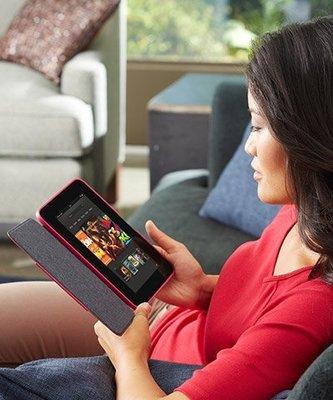 """高清版! 非入門款Fire 7※台北快貨※亞馬遜 Amazon Kindle Fire HD 7"""" (也有6 8 10)"""