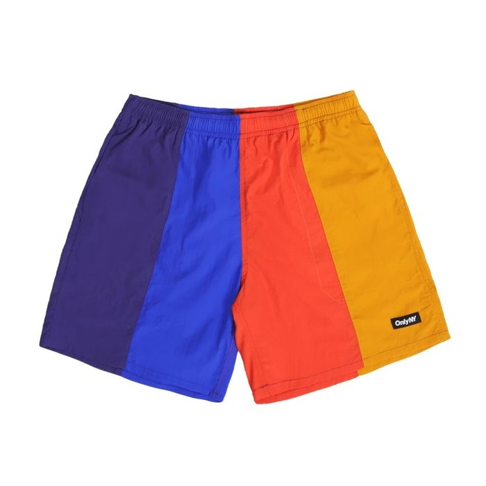 { POISON } ONLY NY HIGHFALLS SWIM SHORTS 海灘戶外感休閒短褲