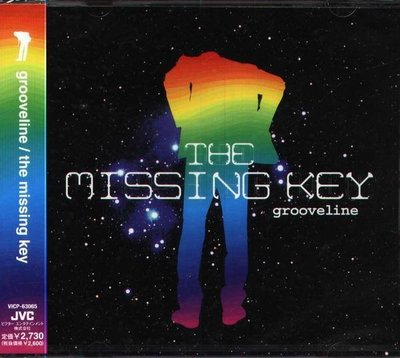 (甲上唱片) Grooveline - Missing Key - 日盤 Acid Jazz Funk