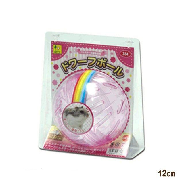 SNOW的家-Sanko 愛鼠運動滾球12cm (80032611