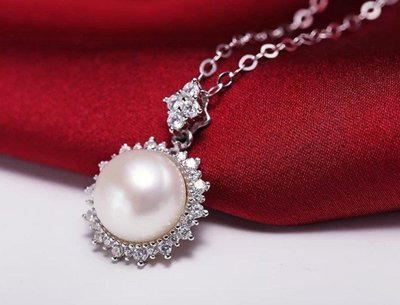 HD 10-10.5mm强光淡水珍珠項...