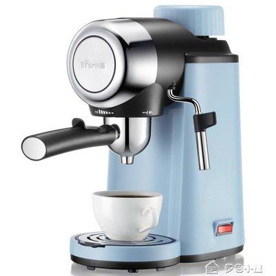ZIHOPE 咖啡機220V家用全自動迷你咖啡壺美式高壓茶飲機ZI812