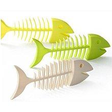 熱銷魚骨肥皂托浴室衛生間家用矽膠創意卡通可愛魚形狀肥皂盒瑪卡巴卡WASDD6