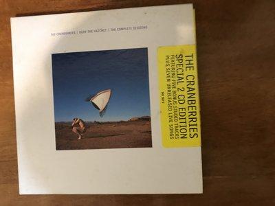 小紅莓合唱團 THE CRANBERRIES - 破鏡重圓 Bury the hatchet特別版雙cd