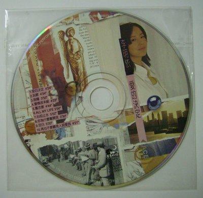 李明依2手cd裸片.近全新