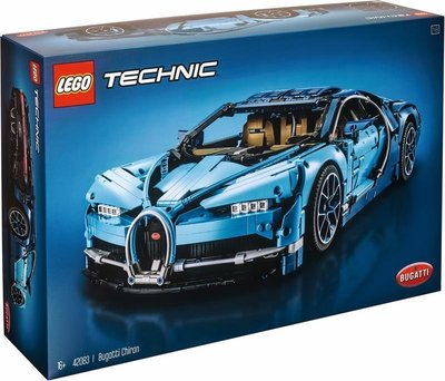 【樂GO】樂高 LEGO 42083 TECHNIC 科技系列 Bugatti Chiron 布加迪  原廠正版