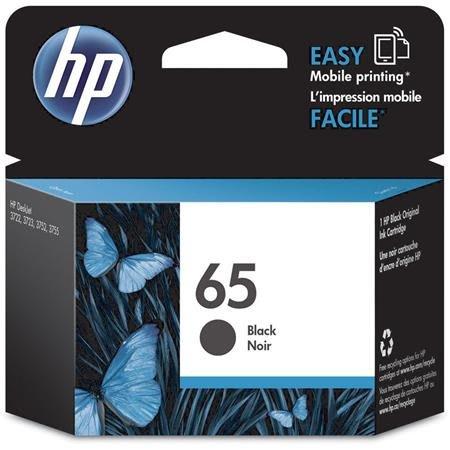 (墨水小舖)原廠墨水匣 HP 65 N9K02AA 黑色 適用 DeskJet 3720/3721/2621/2623