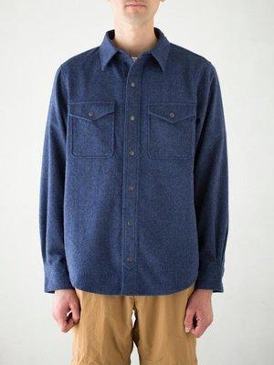 ☆COOKIE@Trail Bum☆2019冬季-90%羊毛呢襯衫-WALKER WOOL SHIRTS-正品-折扣少!