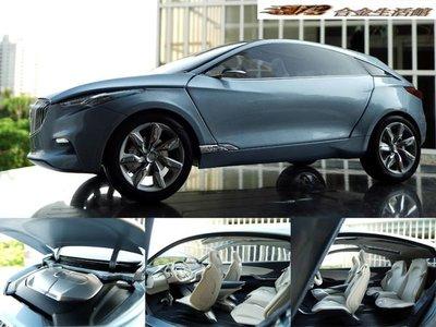 【原廠精品】BUICK Envision SUV 別克 概念 雙門休旅車 ~全新上市,預購特惠價!! ~