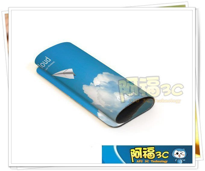 【阿福3C】 M-Cloud ktnet M-Clond 雲端電競鼠墊 滑鼠墊 可水洗 可折疊 各種滑鼠皆適用