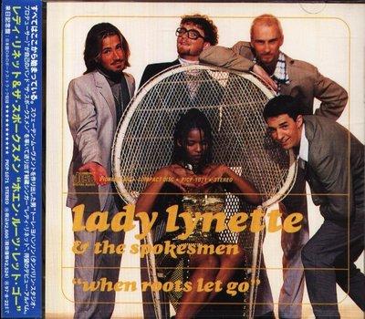 K - Lady Lynette Spokesmen When Roots Let Go  日版 +1BONUS NEW