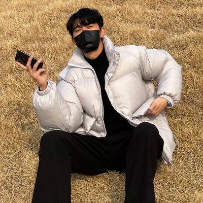 正韓男裝 秋冬保暖鋪棉夾克 / 3色 / GP4228 KOREALINE 搖滾星球