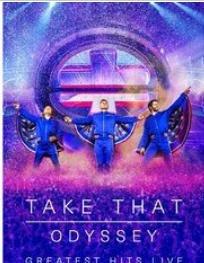 接招合唱團 Take That -奧德賽之旅 現場演唱實錄 (DVD+CD) 環球 2019/12/6