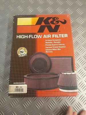 K&N 33-2053 高流量空氣濾芯LEXUS GS300 93~97