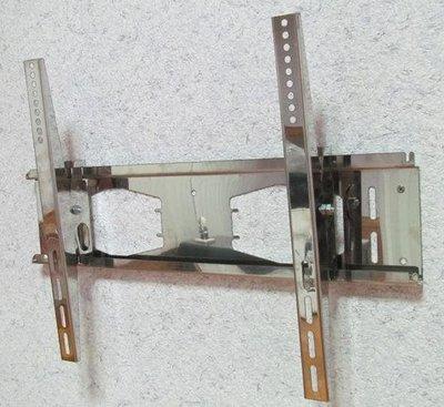☆成志金屬☆#304不鏽鋼液晶電視架壁掛式,多種尺寸適用。