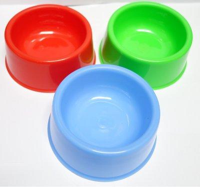 【優比寵物】Crown實用寵物碗NO.265/狗碗/(S)寬14公分、高5.5公分 產地:台灣