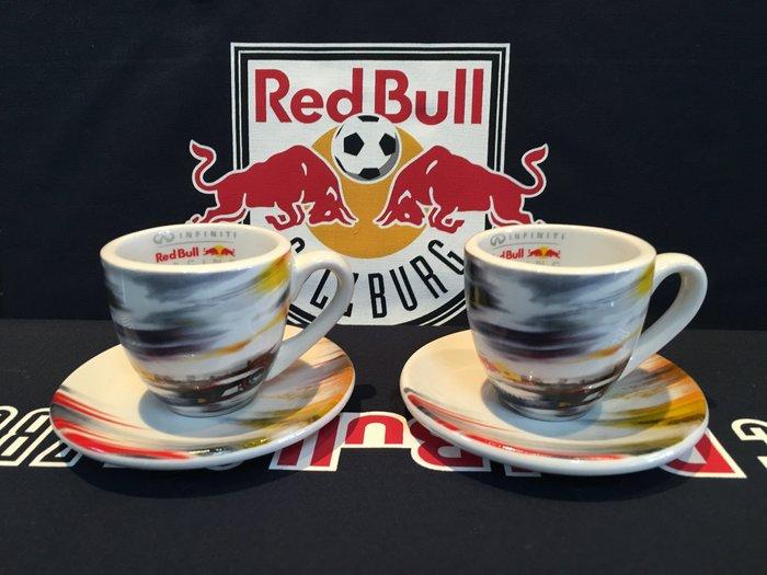 RED BULL RACING(紅牛F1車隊限量咖啡杯組)-最後一組!