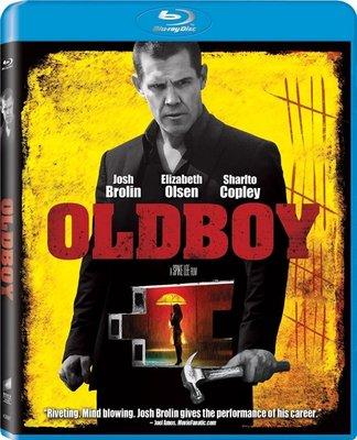 【藍光電影】老男孩 Oldboy (2013)  帶靜音