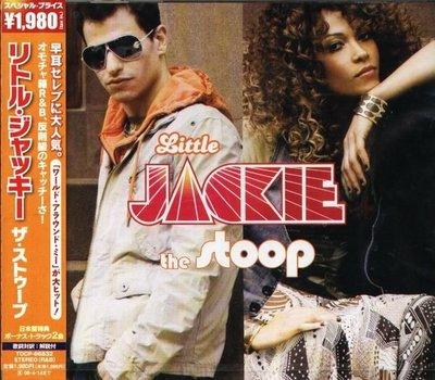 (甲上唱片) LITTLE JACKIE - The Stoop  - 日盤+2BONUS