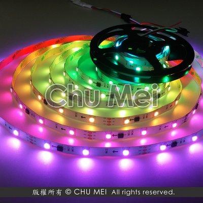 12V-2811全彩變色LED-5050-SMD軟條燈(裸板) - 七彩 全彩 變色 led軟條燈 軟燈條 條燈 燈條.