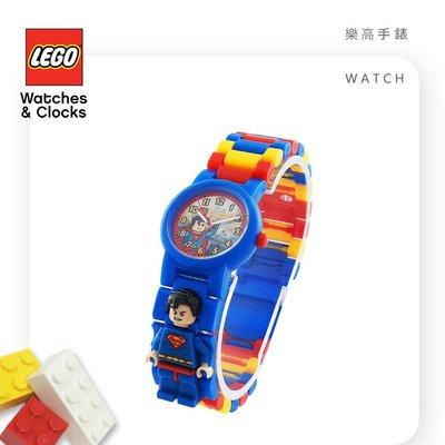 【積木王國】LEGO 樂高手錶 超級英雄系列 超人 8020257
