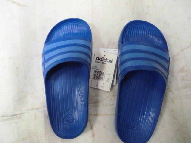 【n0900台灣健立最便宜】2017 ADIDAS Duramo Slide -拖鞋-B44297